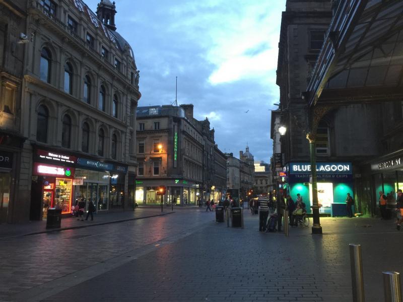Glasgow ICEF Higher Education Workshop