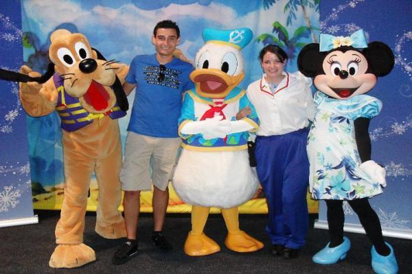 Walt Disney World International Collage Programı 1