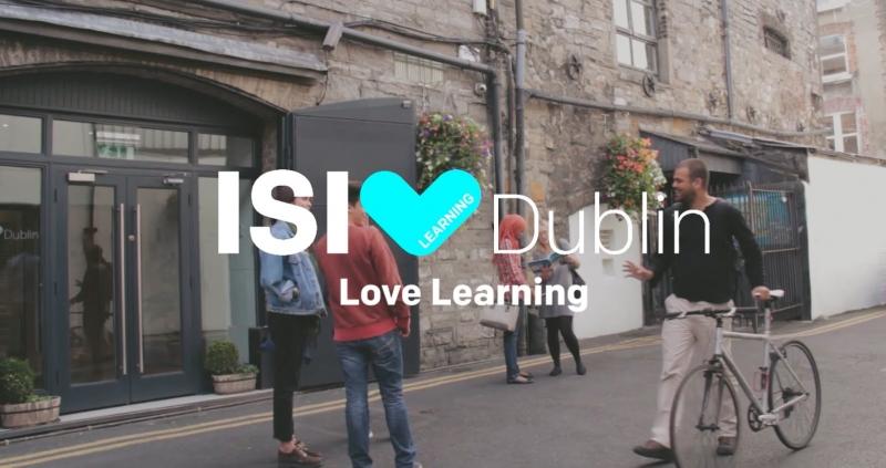 ISI Dublin İngilizce Dil Okulu