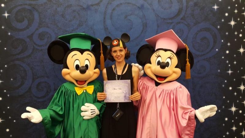 Walt Disney ICP Başvuru Formu