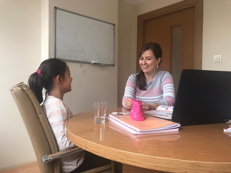 Çocuklar için İngilizce Kursları