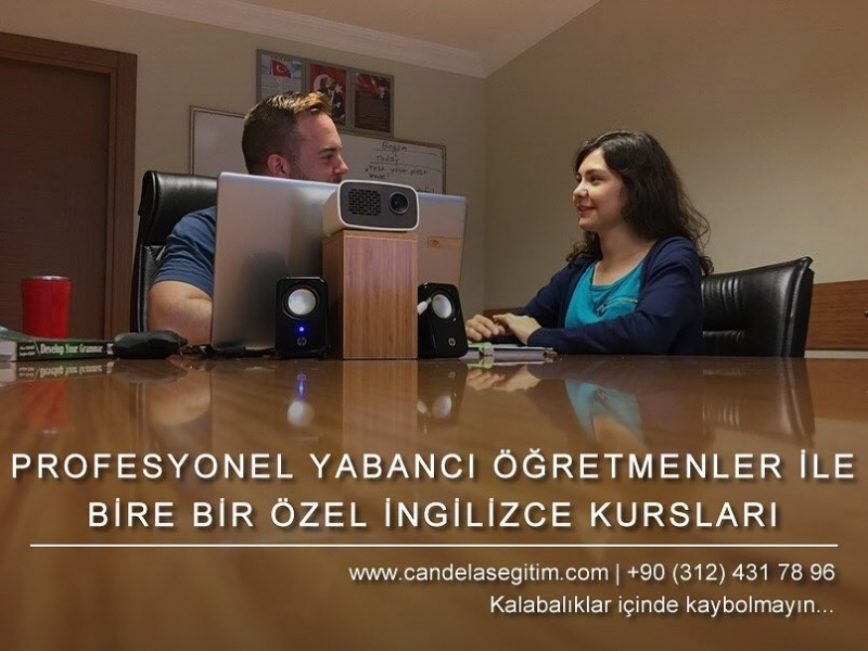 Candelas International English Language Course - Private Lessons