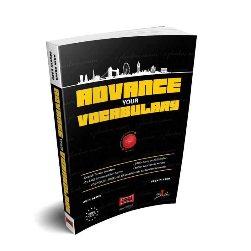 Advance Your Vocabulary - İngilizce Kelime Kitabı