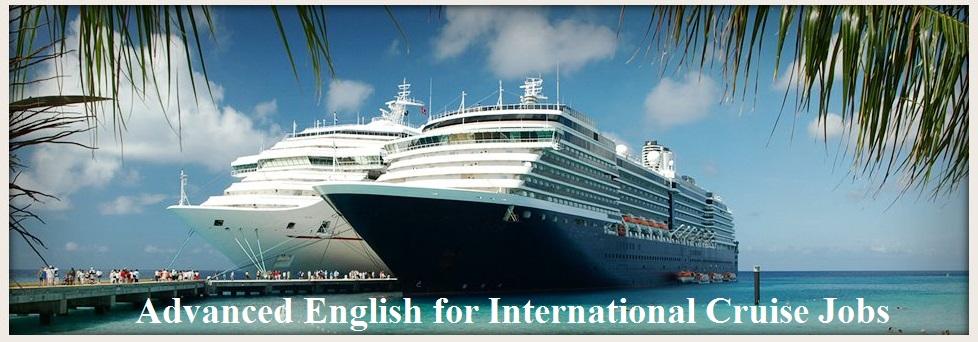 cruise english