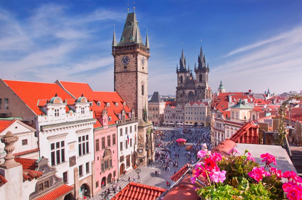 Prague English courses