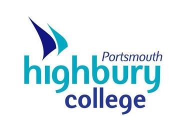 Highbury College İngilizce Eğitim