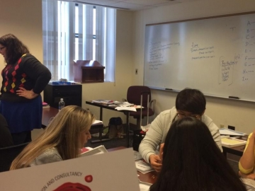 Yurt Dışında Eğitim Alan Öğrencilerimiz 3