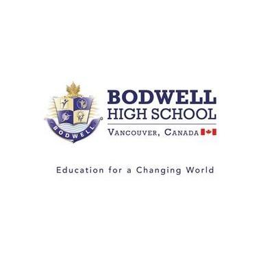 Bodwell Hign School