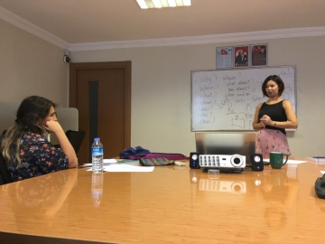 Candelas Academy İngilizce Kursları