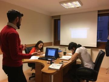 Turkish Courses Yabancılar için Türkçe
