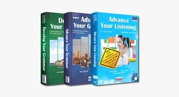 Orta ve İleri Seviye Gramer ve Dinleme Kitap Paketi