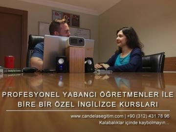 Candelas Uluslararası İngilizce Dil Okulu - Özel İngilizce Ders